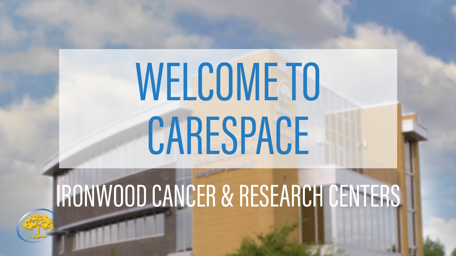 Welcome to CareSpace