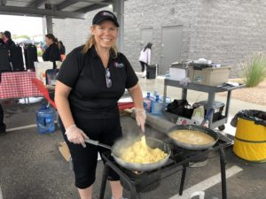 Picnic Specialties Pancake Breakfast at Survivors Celebration Ironwood Cancer & Research Centers