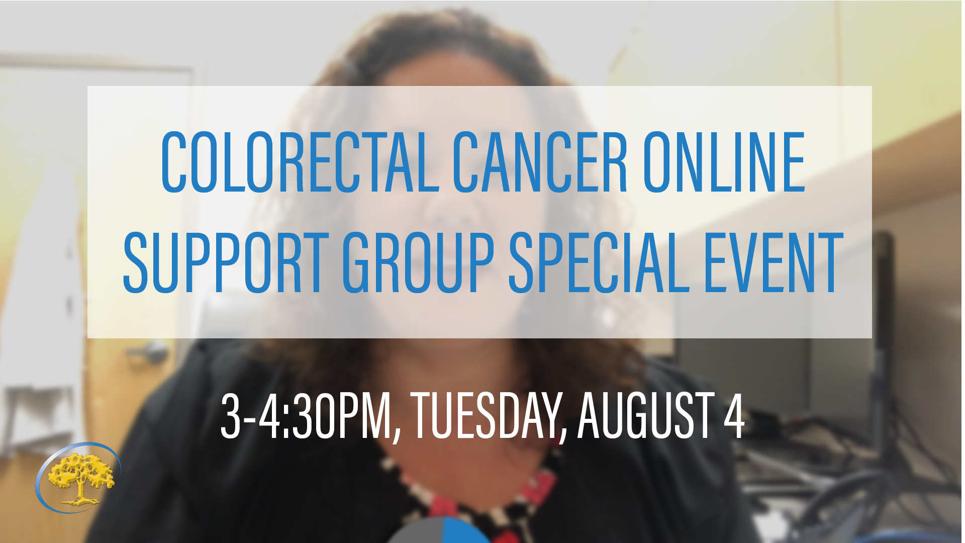 Special Event Colorectal Support Group Ironwood Cancer Research Centers