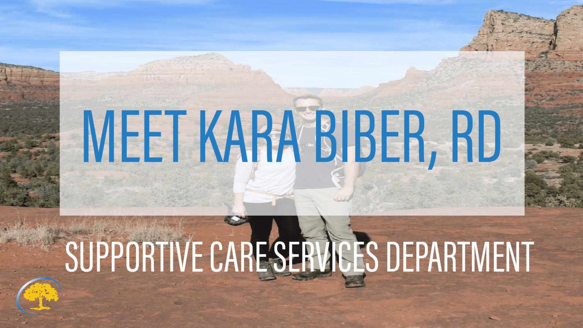 Meet Kara Biber