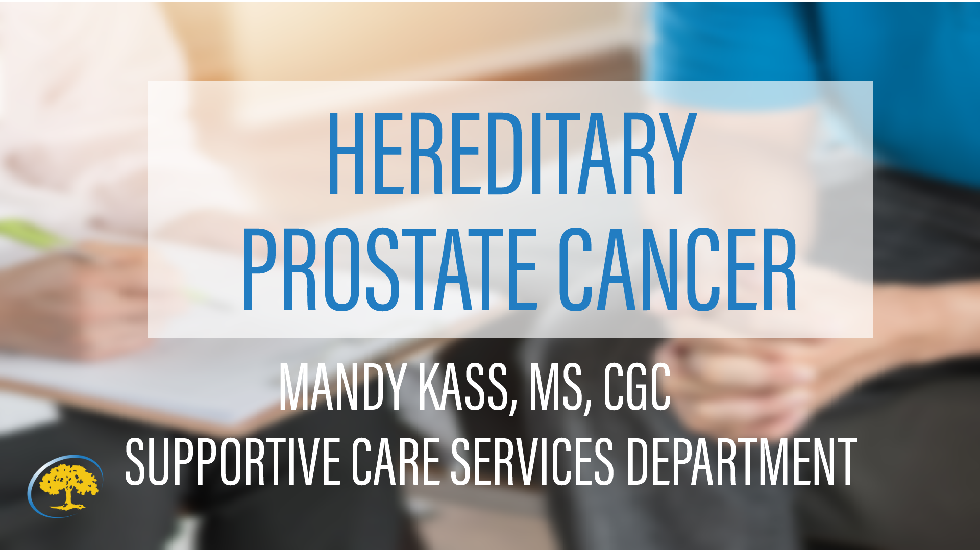 Hereditary Prostate Cancer