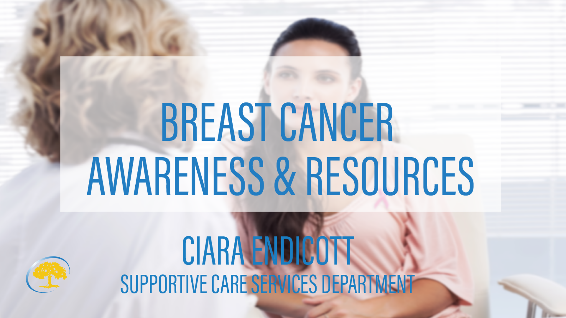 Breast Cancer Awareness & Resources