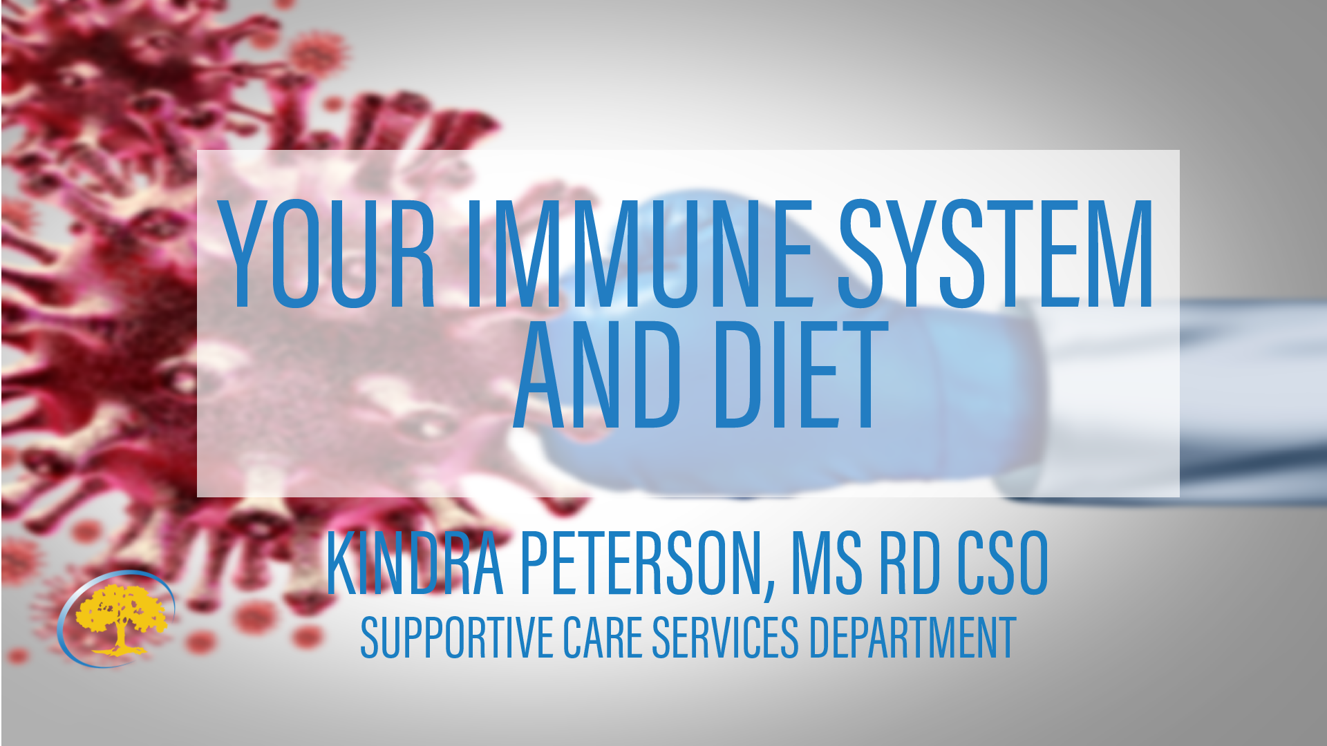 Your Immune System and Diet